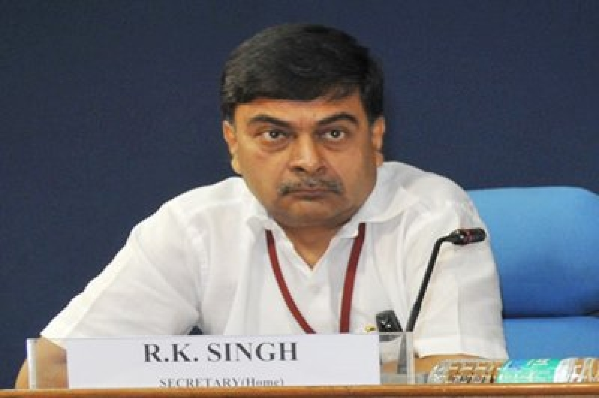 'Pakistan cannot be trusted', says ex-home secretary R.K. Singh