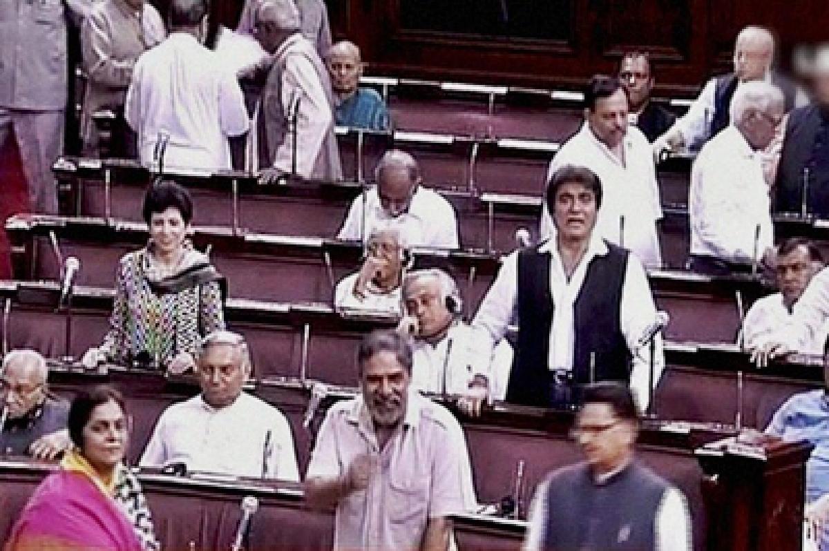 Rajya Sabha adjourned amid ruckus