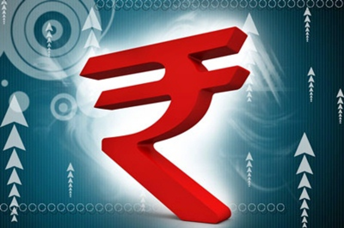 Rupee moves up 11 paise against dollar