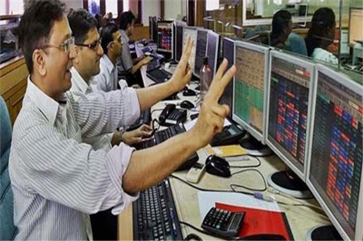 Sensex soars 371 points in early trade; Nifty above 8,000