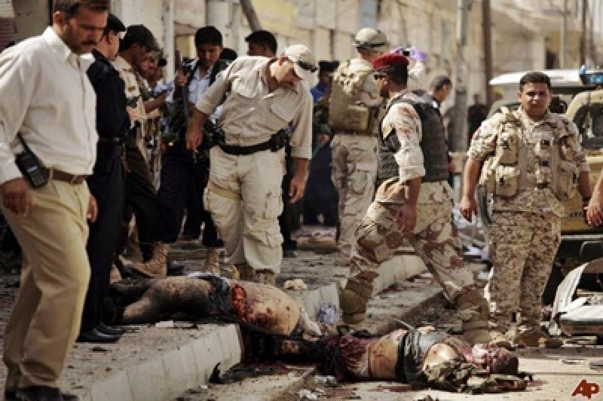 51 people killed in Iraq bombing