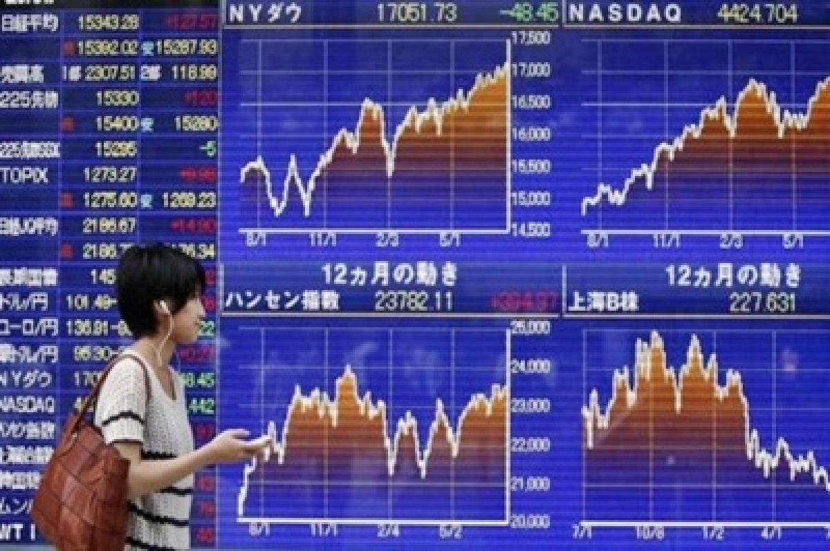 Tokyo shares open high