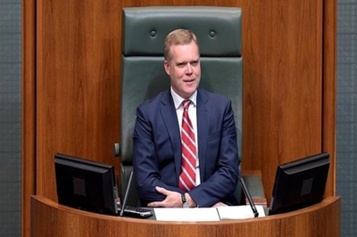 Australian parliament elects new speaker Bronwyn Bishop