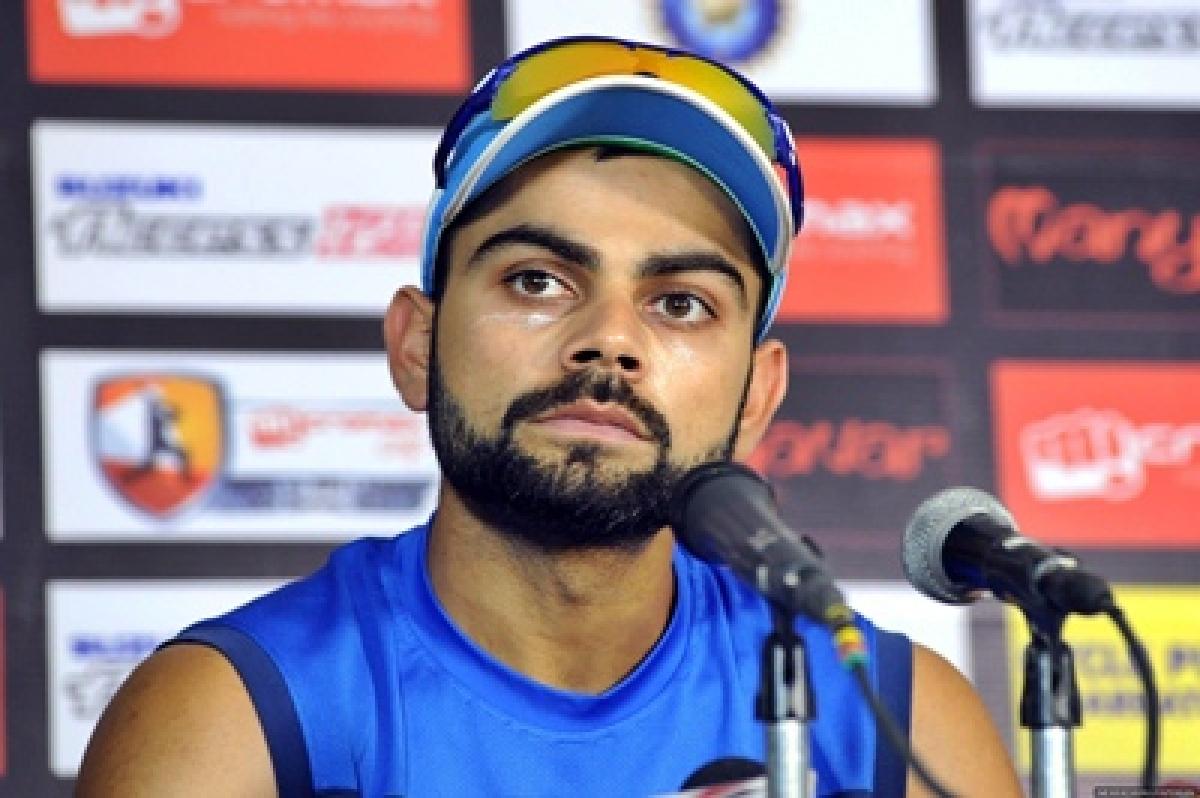 Virat Kohli to captain World T20 XI, no place for M.S Dhoni