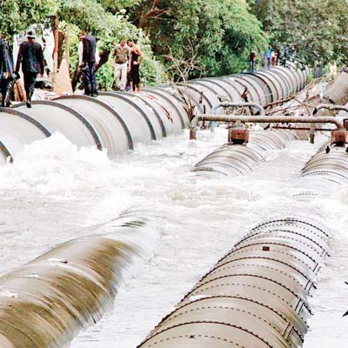BMC to build tunnel to improve water supply