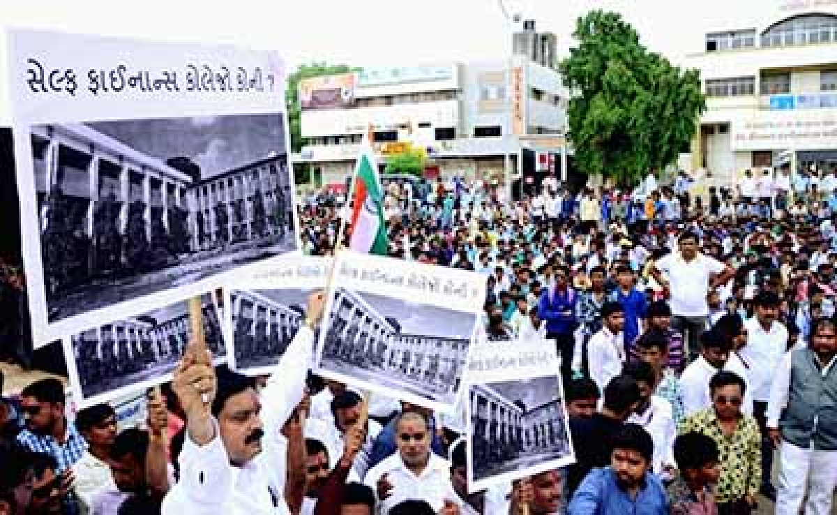 OBCs show strength days before Patel rally