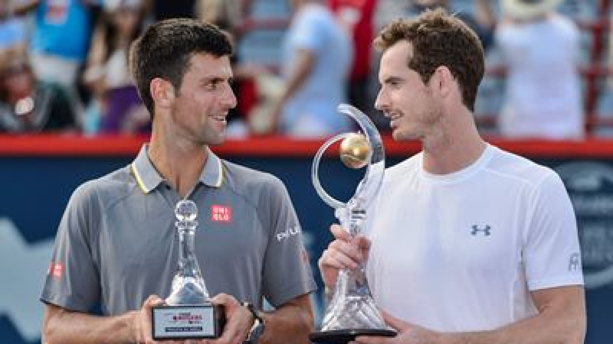 Ink, Shorts & GOAT: Novak Djokovic, Andy Murray put up a star-studded show