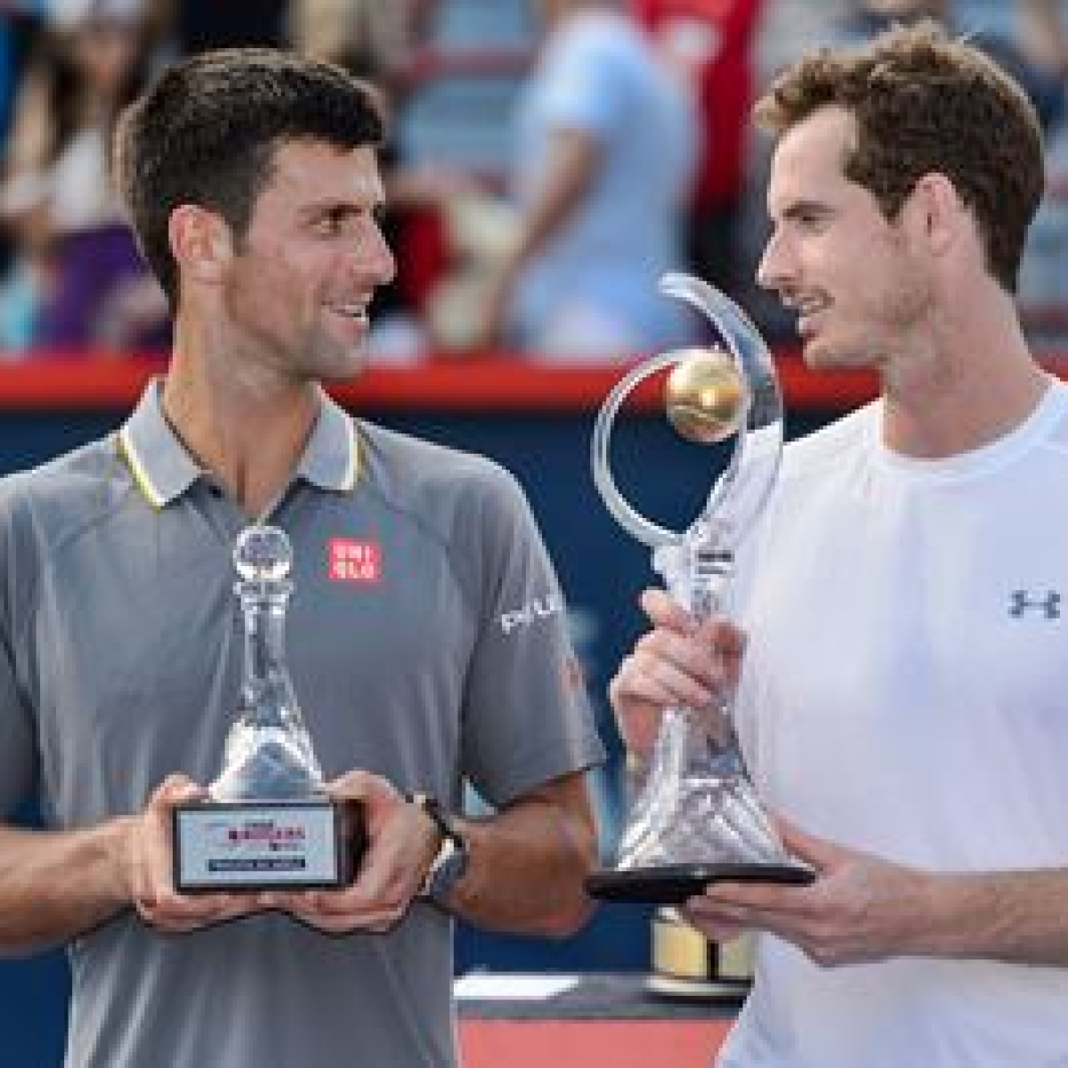 Ink, Shorts & GOAT: Novak Djokovic, Andy Murray put up a star-studded show