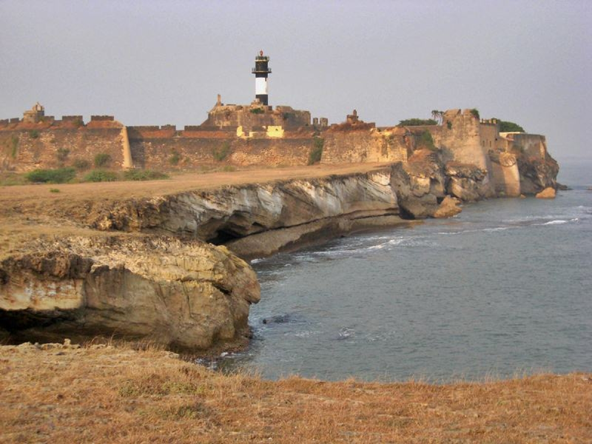 Diu Fort<br />Picture credits: east med wanderer www.flicker.com