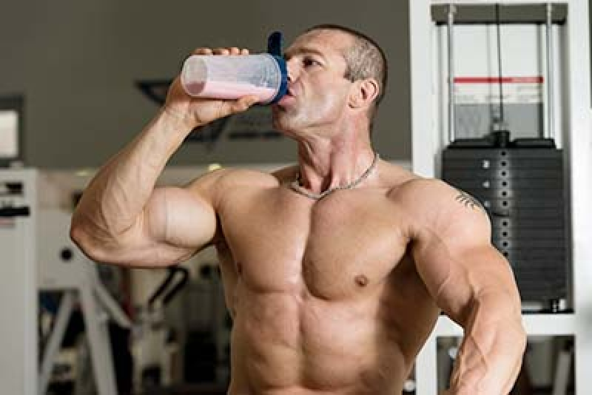 Body-building  supplements trigger eating disorder
