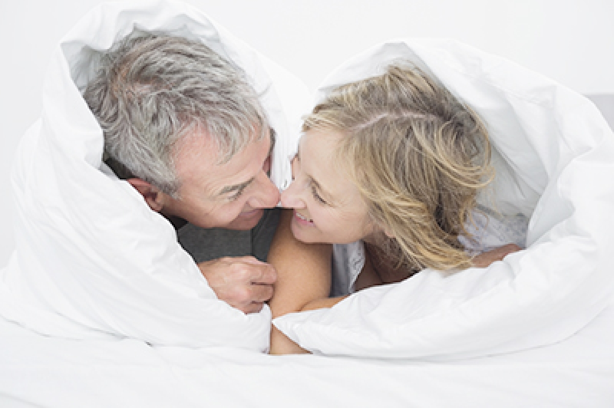 Sex key for psychological  well being in the elderly