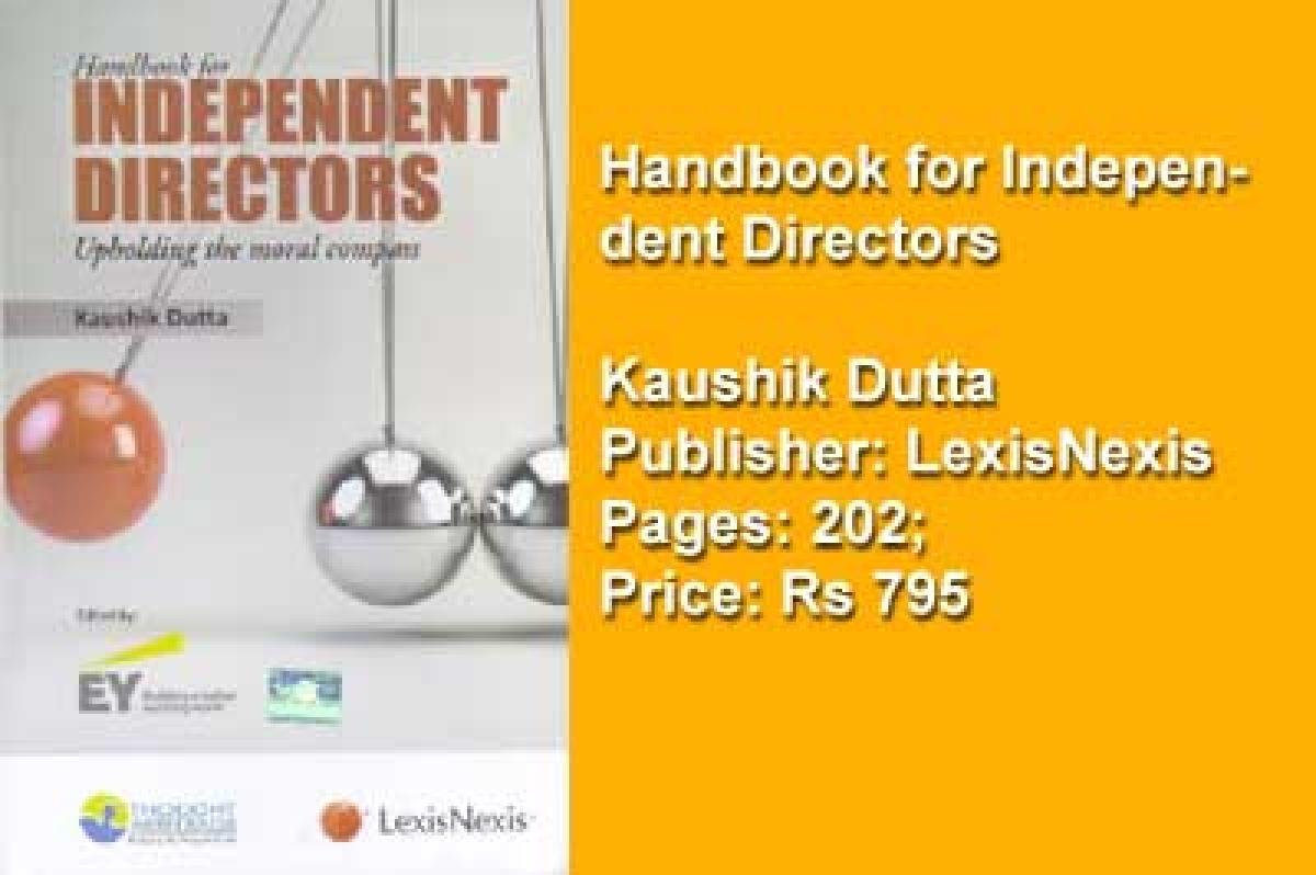 Handbook for Independent Directors