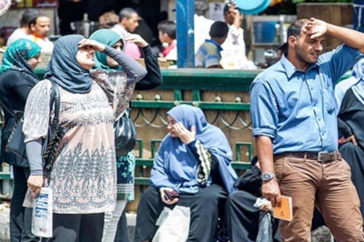 Heat waves hit cities the hardest
