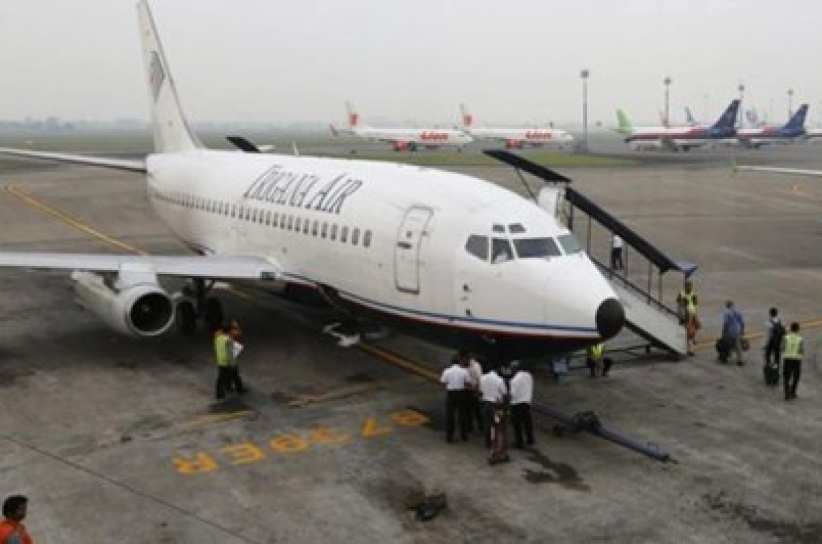 Wreckage of missing Indonesian plane found