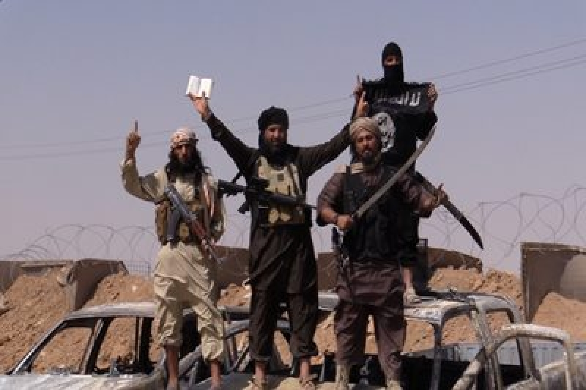 Iraqi forces in major push against IS jihadists
