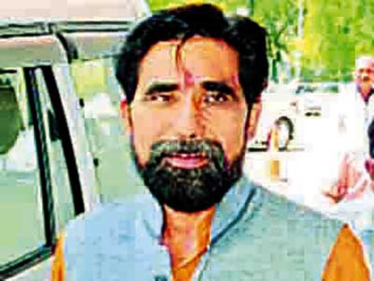 BJP MLA from Tikamgarh KK Shrivastava absconding for a year arrested, sent to jail