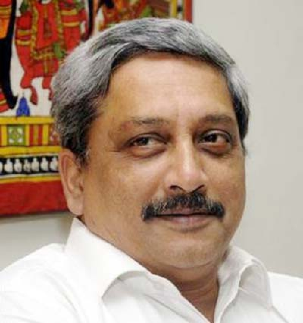 Keeping war machinery  in readiness, says Parrikar