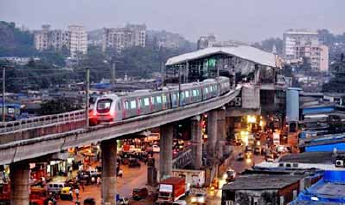 The increase in costs in case of an extension of the Metro III project to Kanjurmarg is around Rs 2,000 crore.