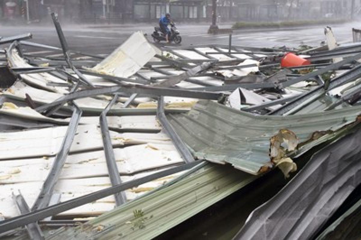 16 killed in China rains