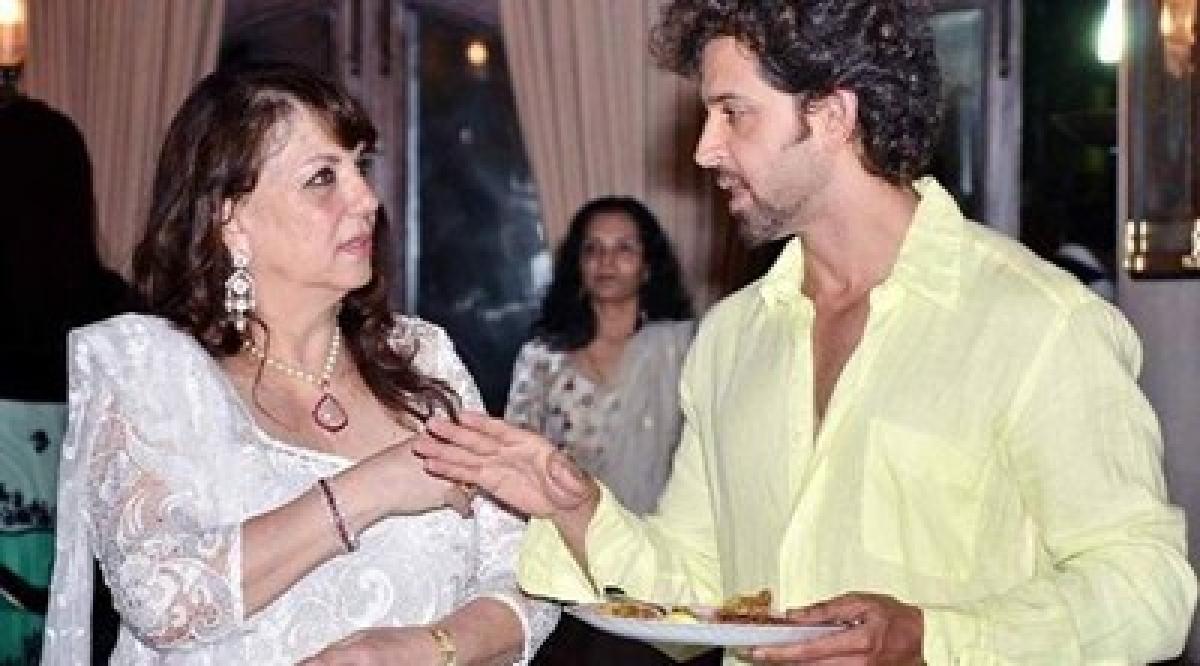 We're bonded for life: Zarine Khan on 'son' Hrithik Roshan