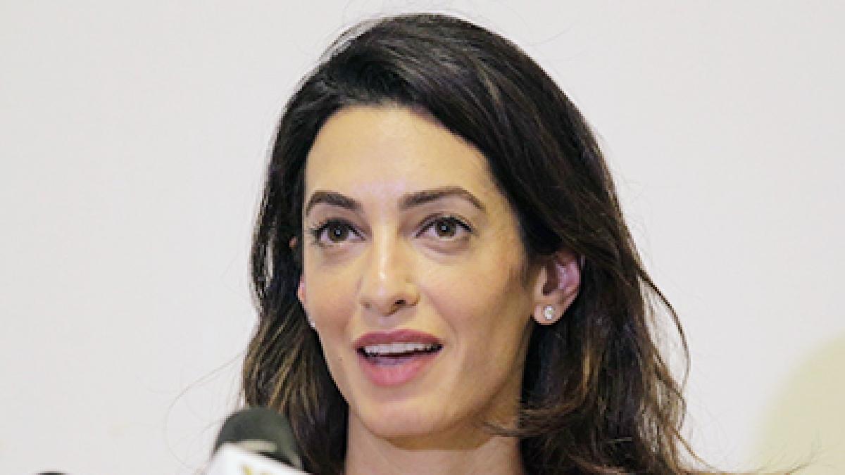 Amal Clooney to lead defence team of Rodrigo Duterte critic