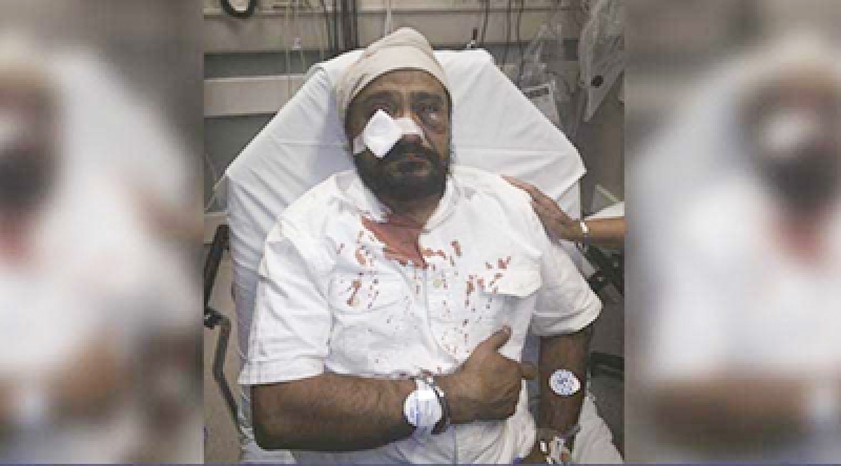 American Sikh  brutally assaulted, dubbed bin Laden