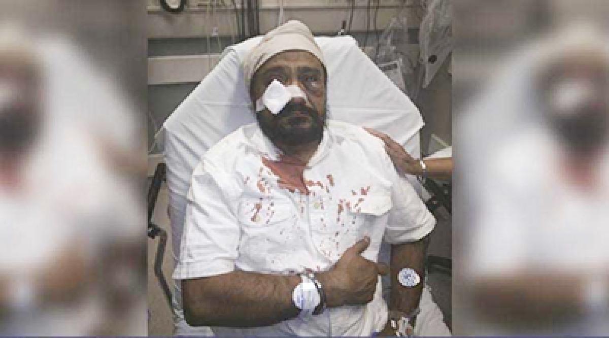 American Sikh  brutally assaulted, dubbed bin Laden