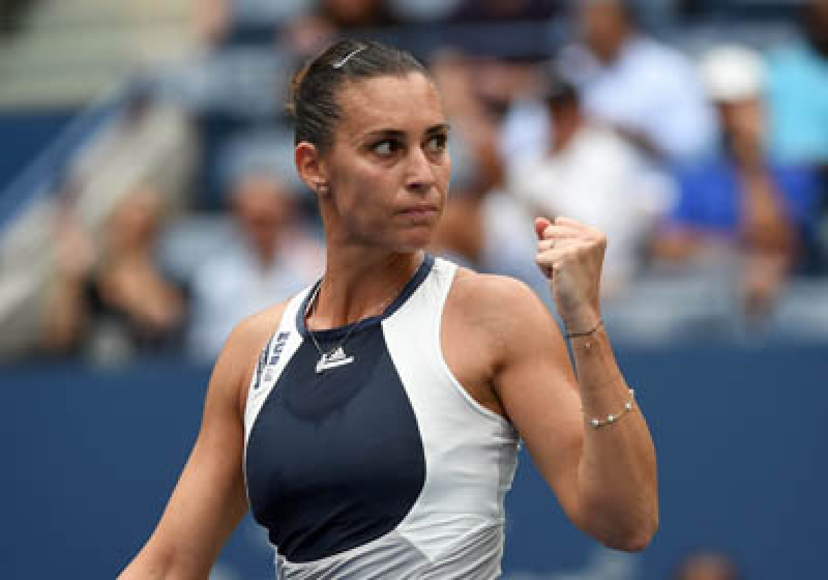 Pennetta into US Open final