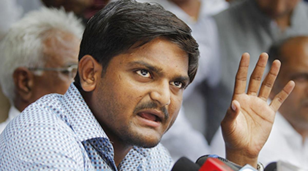 Gujarat package: Now, Hardik  mulls 'lollipop movement'