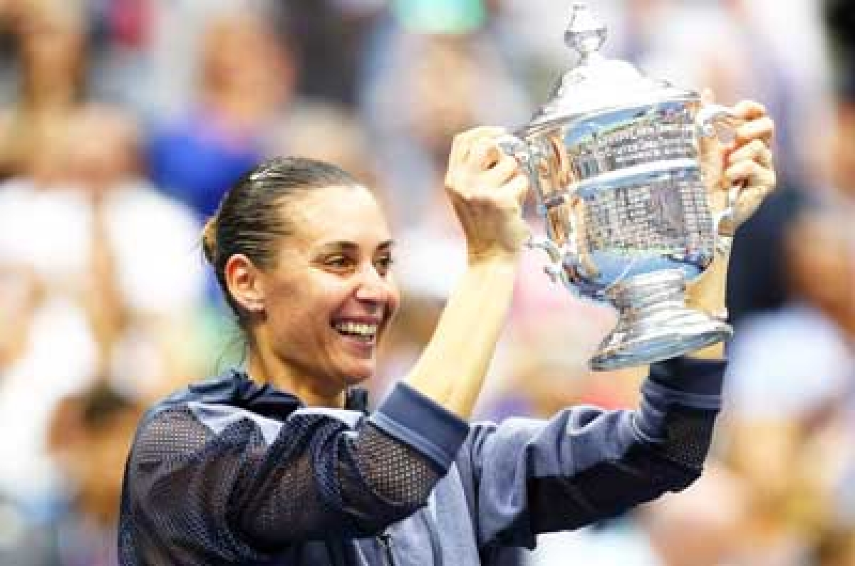 Flavia Pennetta captures US Open title, retires