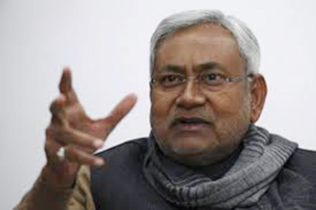 BJP running without 'neta, niti and niyat' in Bihar: Nitish