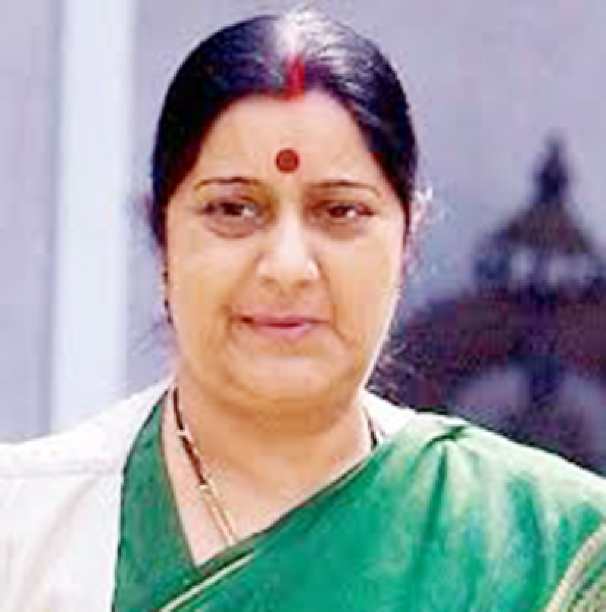 Sushma to Pak: Give up  terror, and sit for talks