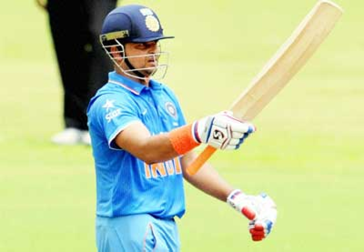 Toss will play a major role in Dharamsala T20: Raina