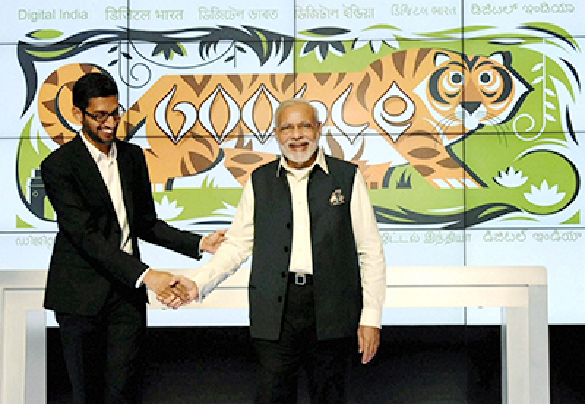 FIR against Google CEO Sundar Pichai and 17 others in Varanasi for demeaning video on YouTube against PM Modi