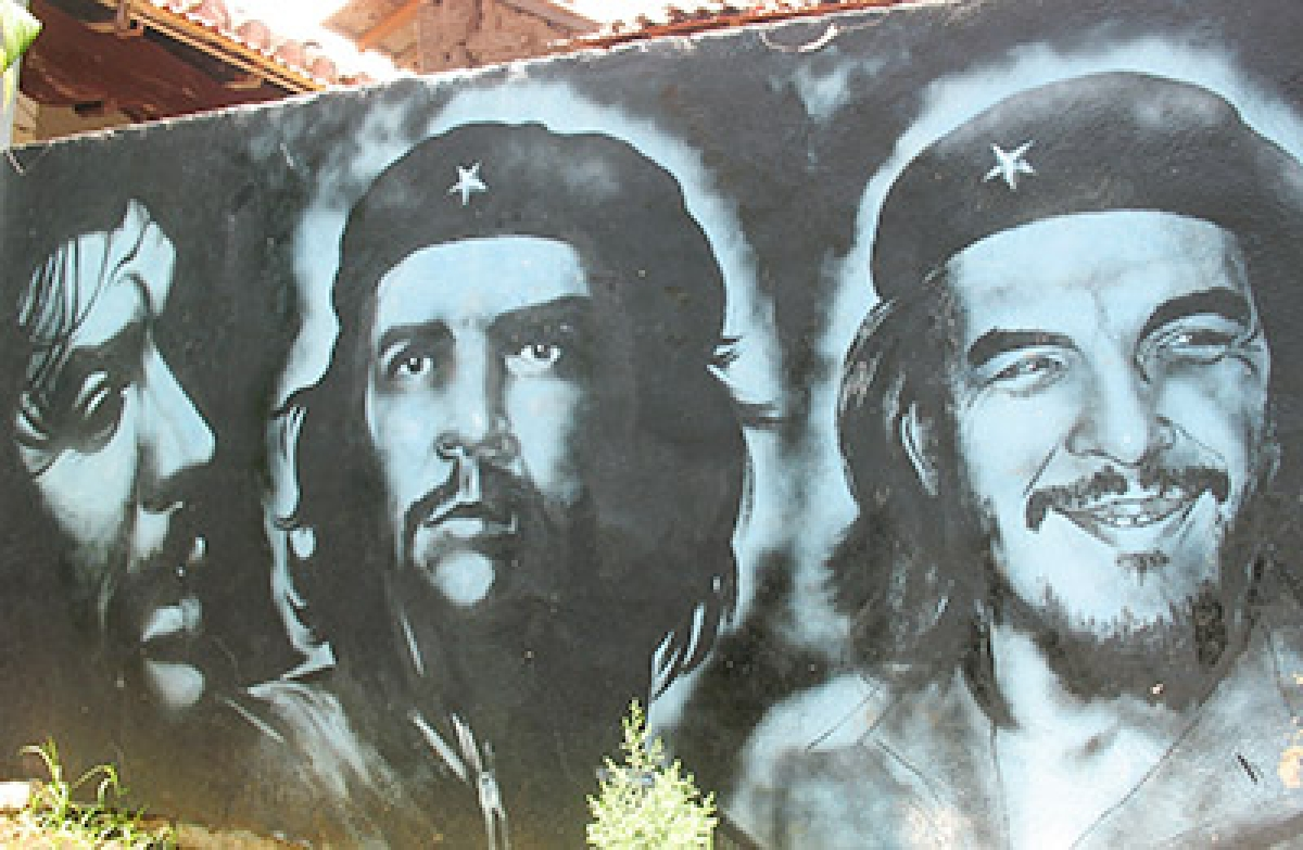 Russia bans Che Guevara image usage in election campaigns