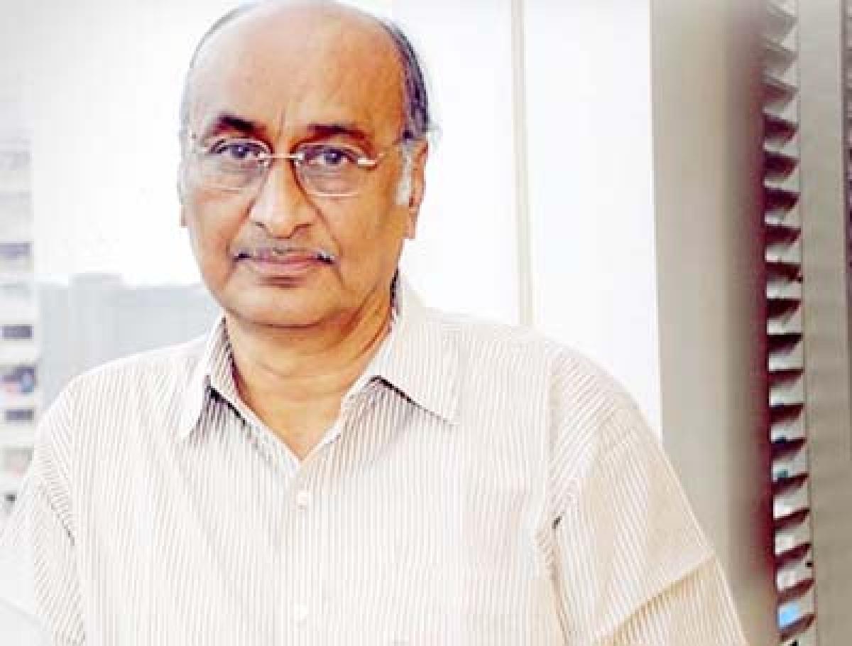 Shyam Manav,  president of the 'Andhsharda Nirmulan Samiti'