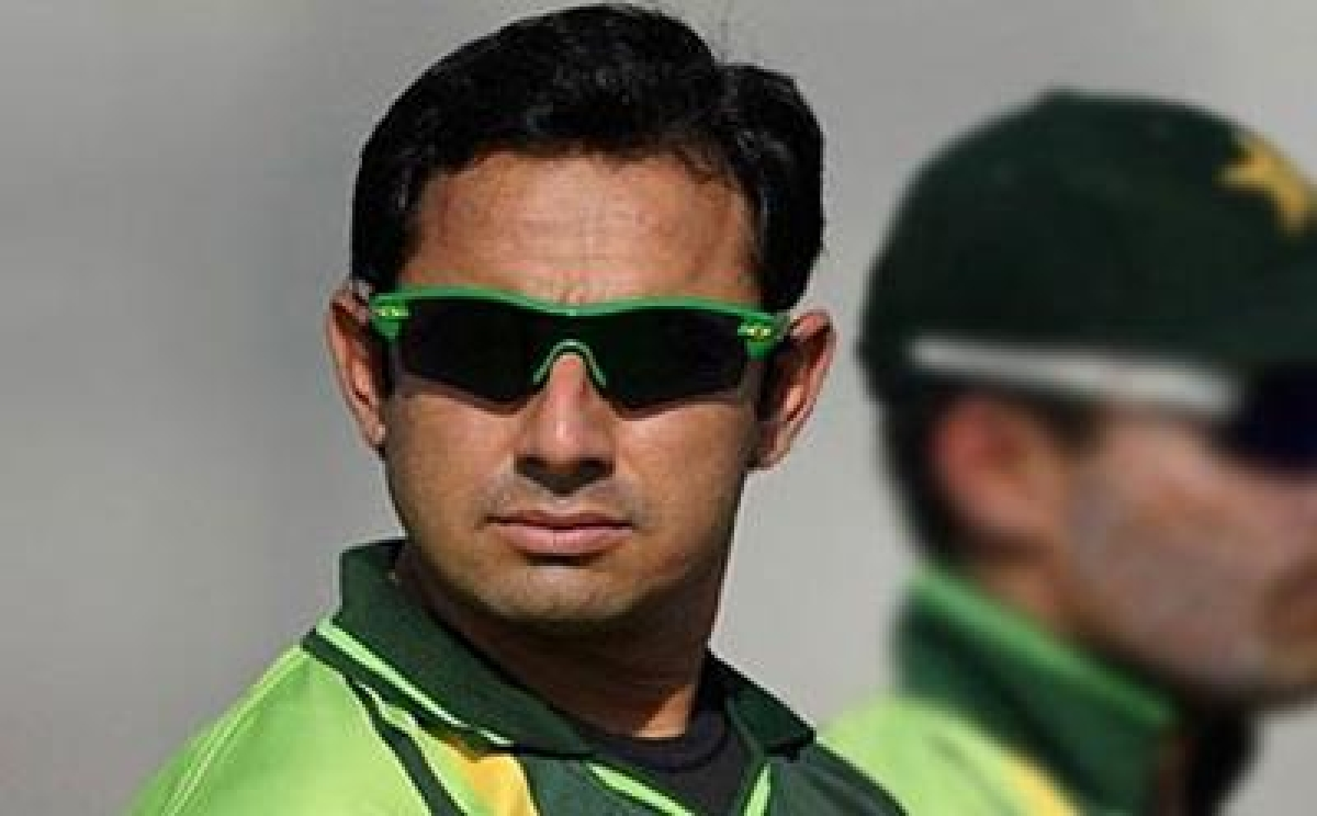 Will discuss my future  with selectors:  Saeed Ajmal