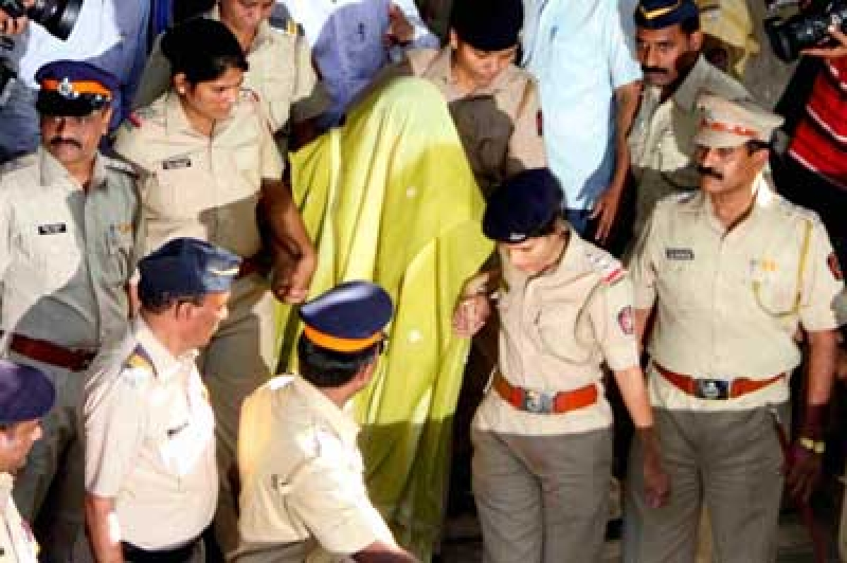 Indrani conscious, may return to jail in couple of days