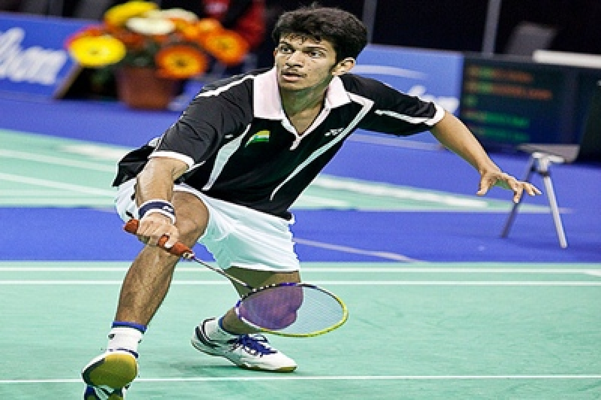 Reaching Korea Open final was a big moment : Ajay  Jayaram