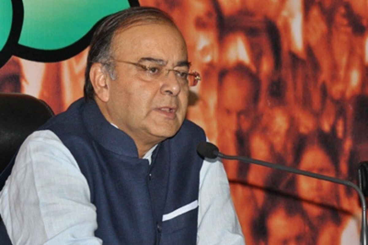 India well prepared to deal with US rate hike: Arun Jaitley