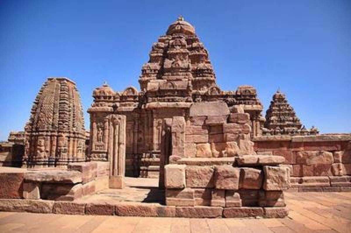 Abode of art: Pattadakal