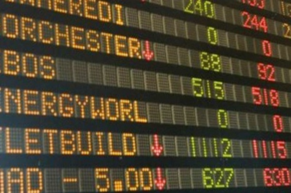 Chinese shares close low