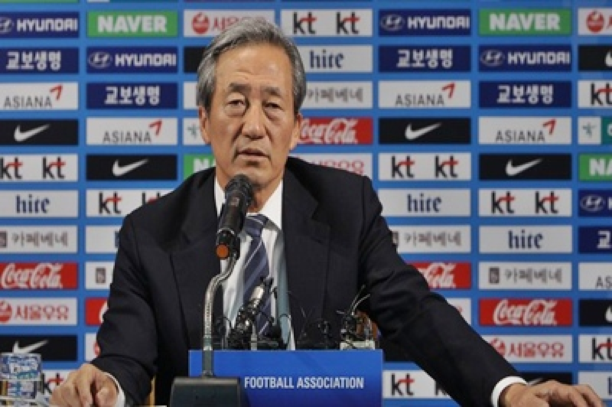 Chung slams 'sabotage' by FIFA ethics committee