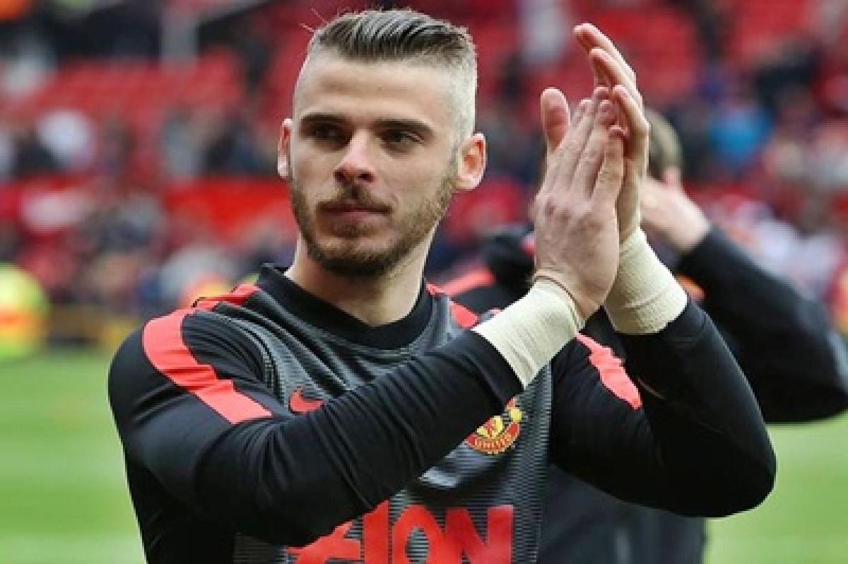 Ferguson believes David De Gea can lead Man U to Premier League glory