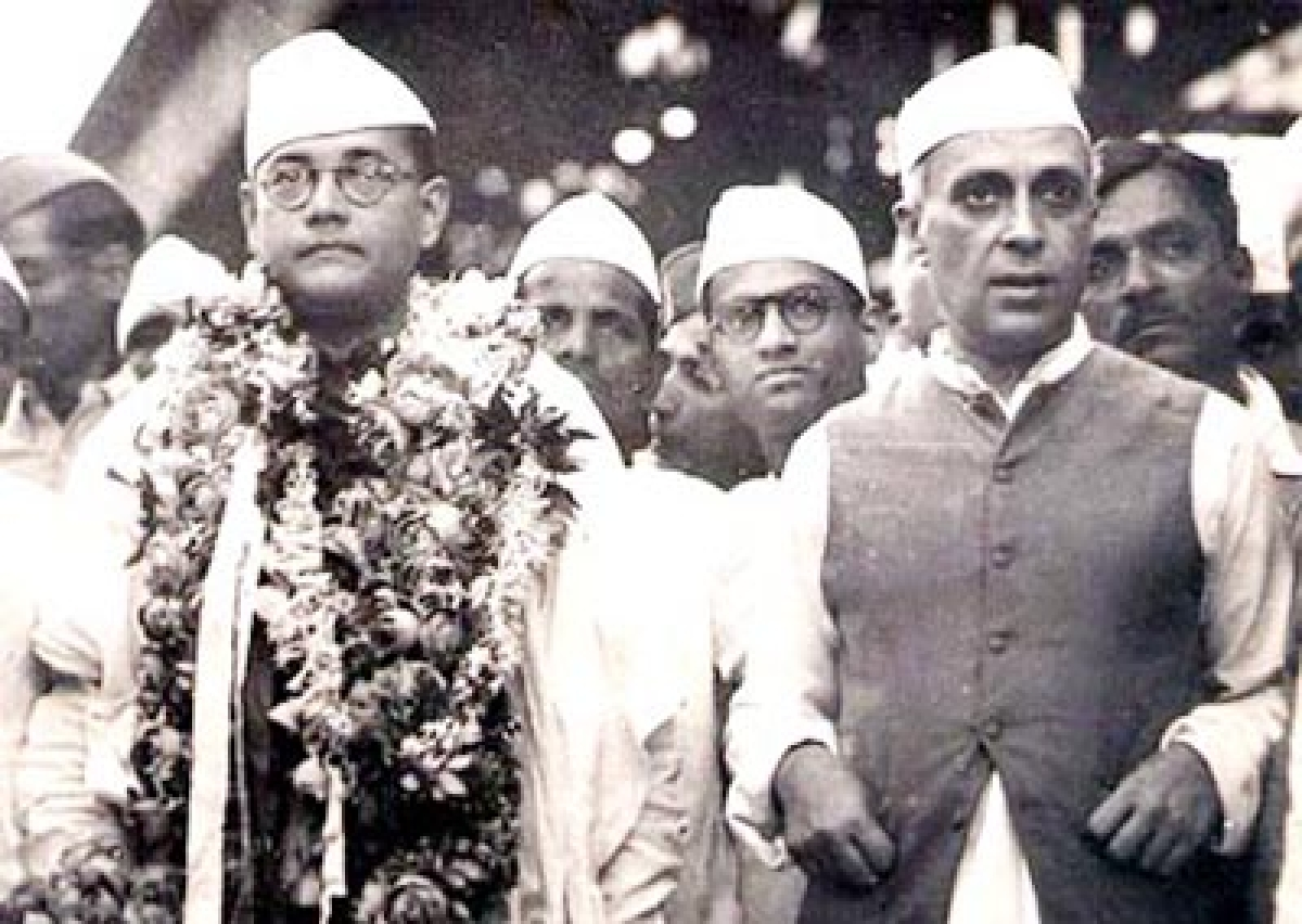 Fire in 'Netaji' facts can burn the Congress