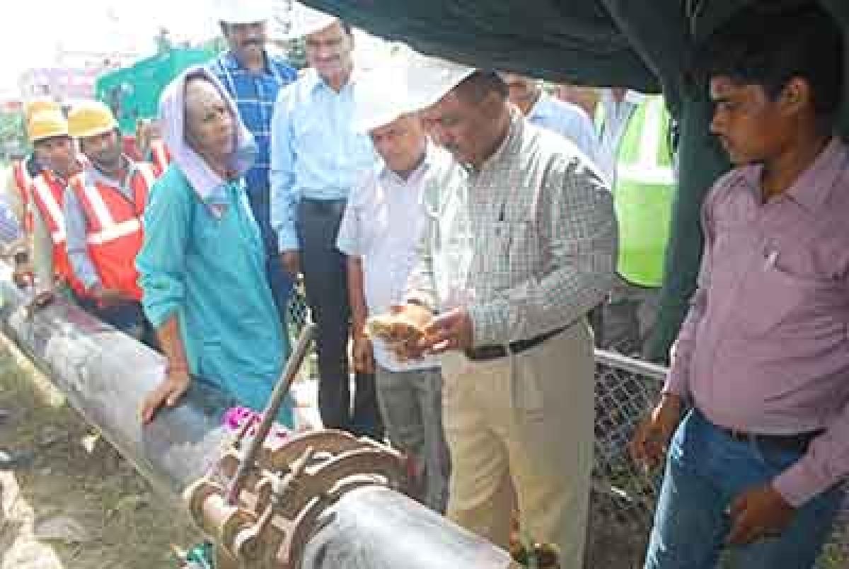 GAIL's Jagdishpur-Haldia Pipeline Project connects Barauni in Bihar
