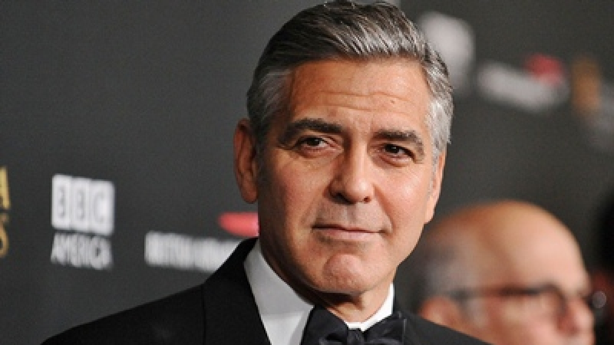 George Clooney was once shunned by Hollywood