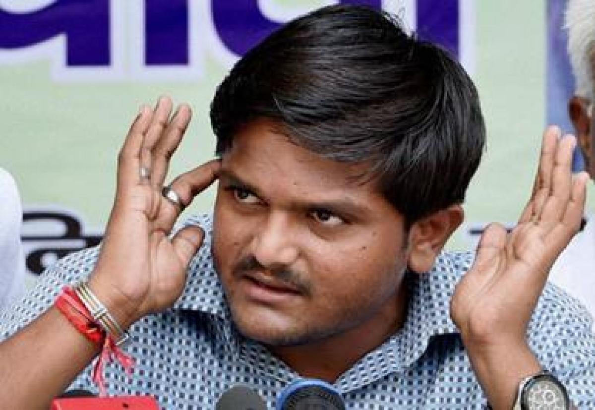 Government denies nod to Patels' Dandi march; but Hardik is defiant