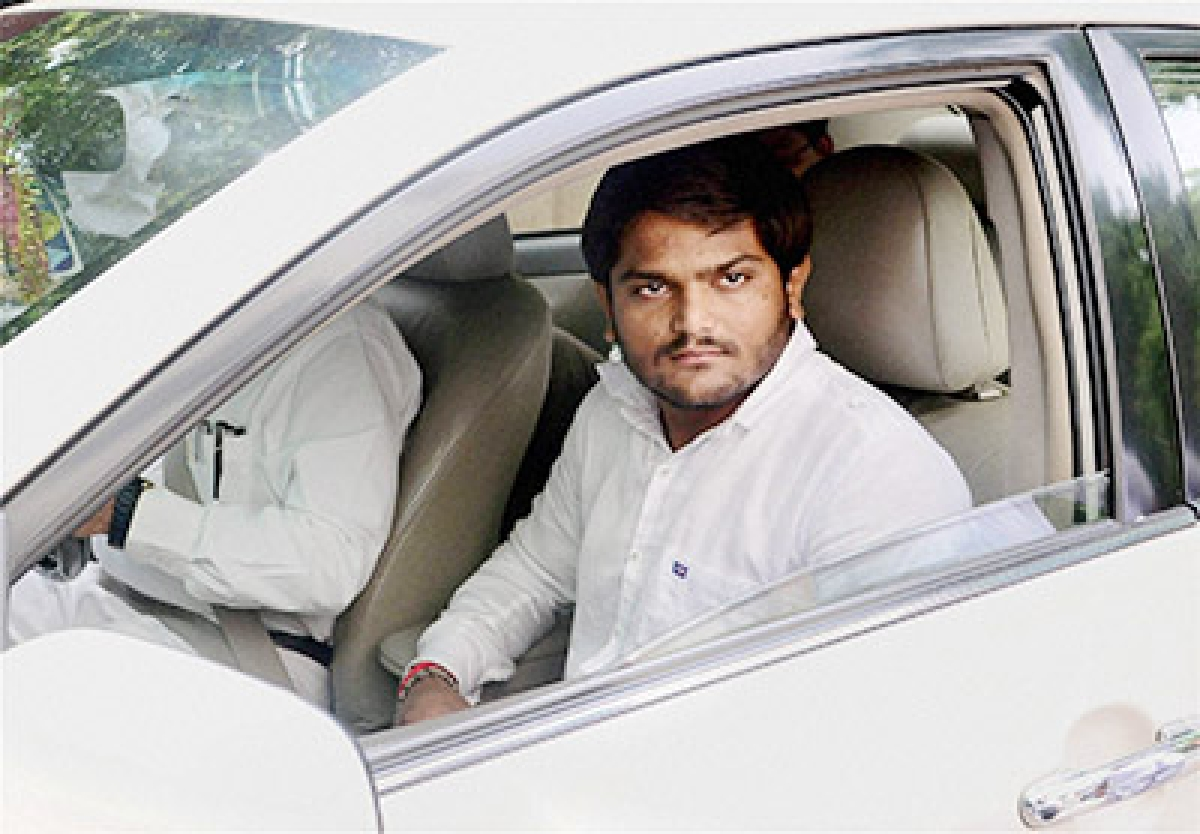 Sonia Gandhi appoints Hardik Patel as Working President of Congress' Gujarat unit