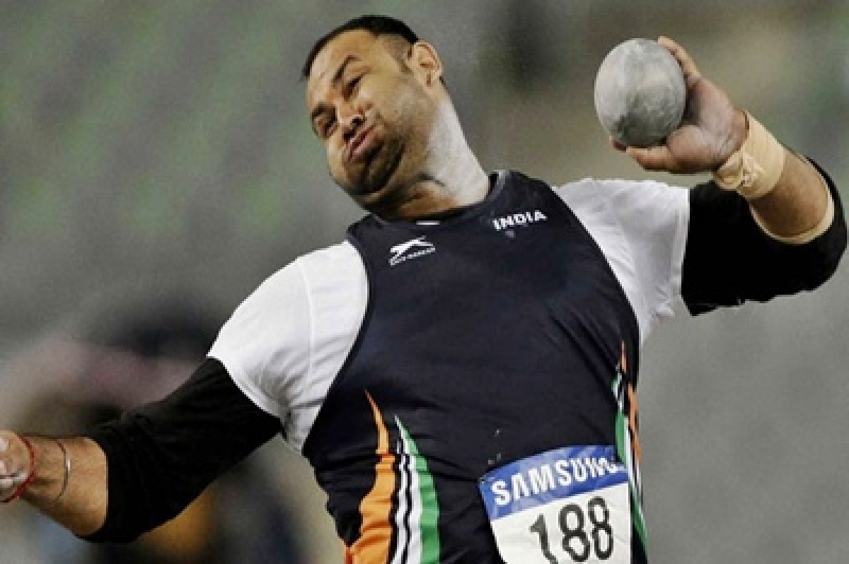 Mytrah Energy to sponsor shot-putter Inderjeet